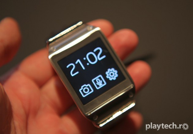 Preview Samsung Galaxy Gear