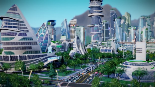 SimCity se pregateste de primul update major: Cities of Tomorrow [+VIDEO]