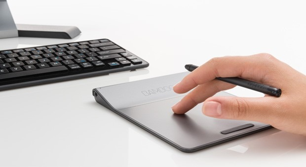Wacom combina un trackpad cu o tableta grafica in Bamboo Pad [+VIDEO]
