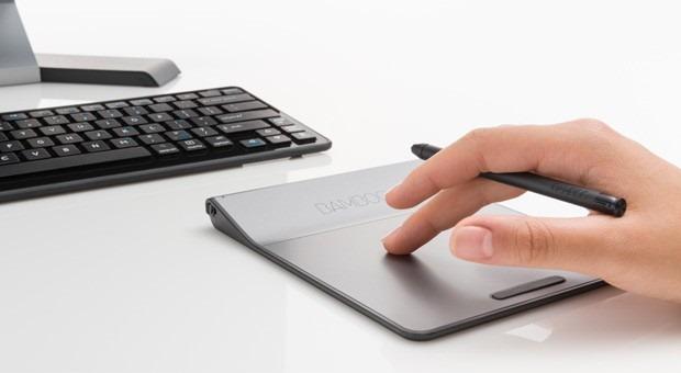 Wacom combina un trackpad cu o tableta grafica in Bamboo Pad [+VIDEO]