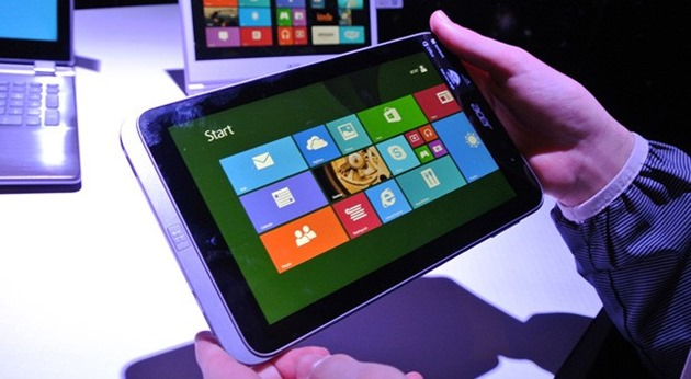 acer iconia w3 iconia w4 windows 8 leak