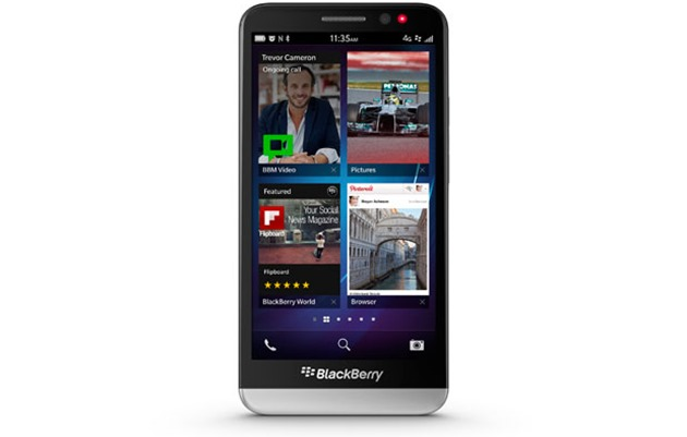blackberry z30 official
