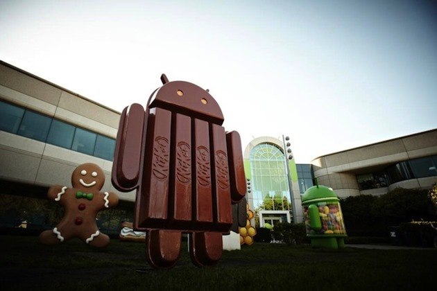 google nestle android 4.4 kitkat