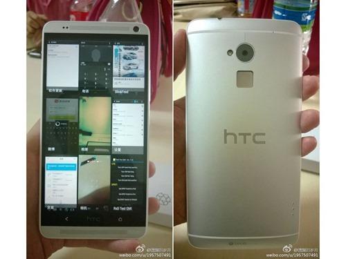 HTC One Max arata impresionant in varianta finala