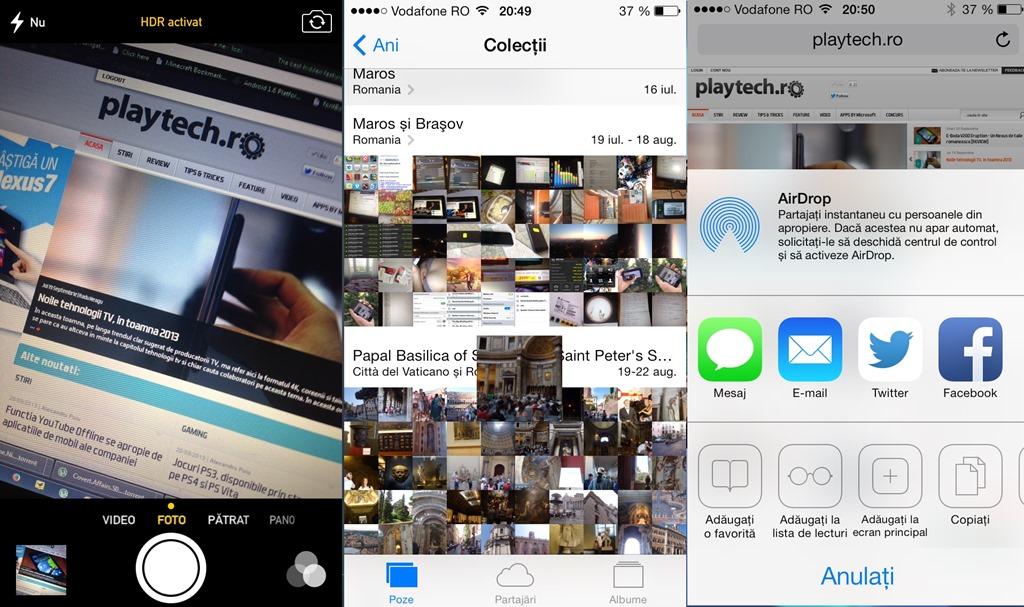 Instalat, neinstalat, noul iOS 7 ocupa spatiu