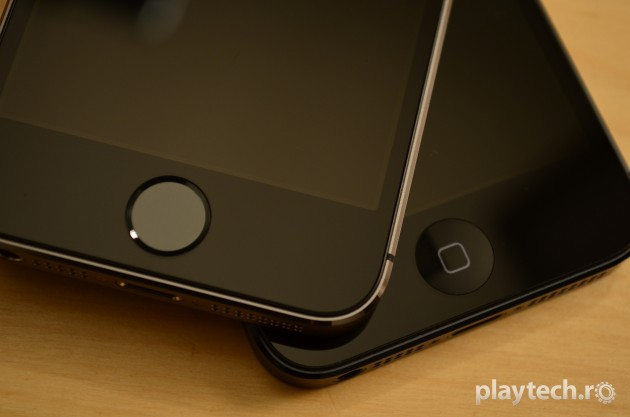 iPhone 5 transformat in iphone 5S