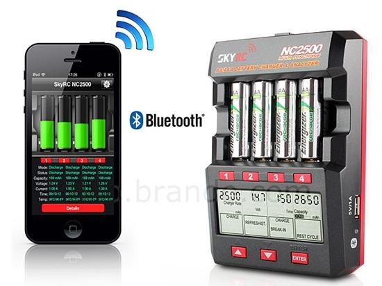 incarcator baterii inteligent slyrc-nc2500