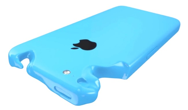 iphone 5c ad reclama