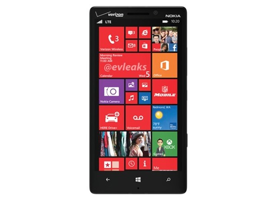nokia lumia 929 leak WP8 Windows Phone GDR3