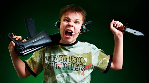 studiu violenta jocuri violent video games poll