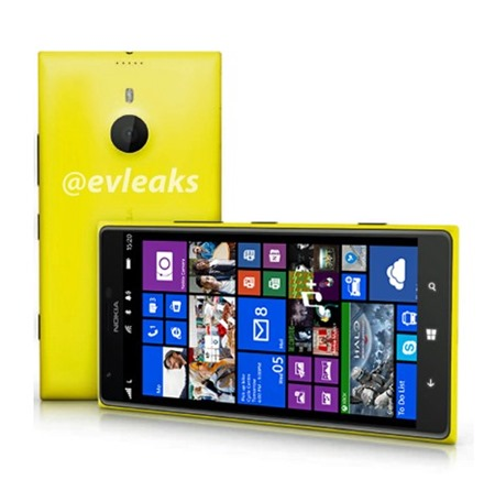 windows phone phablet nokia lumia 1520