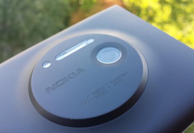 Nokia Lumia 1020 Spate