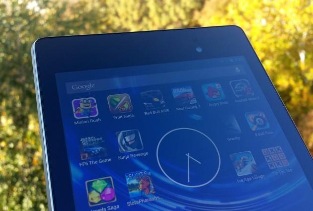 ASUS Nexus 7 2013 sistem de operare