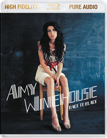 Blu-ray audio amy winehouse back to black