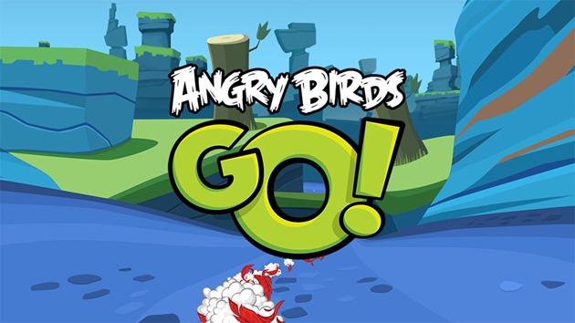 Angry Birds Go! joc