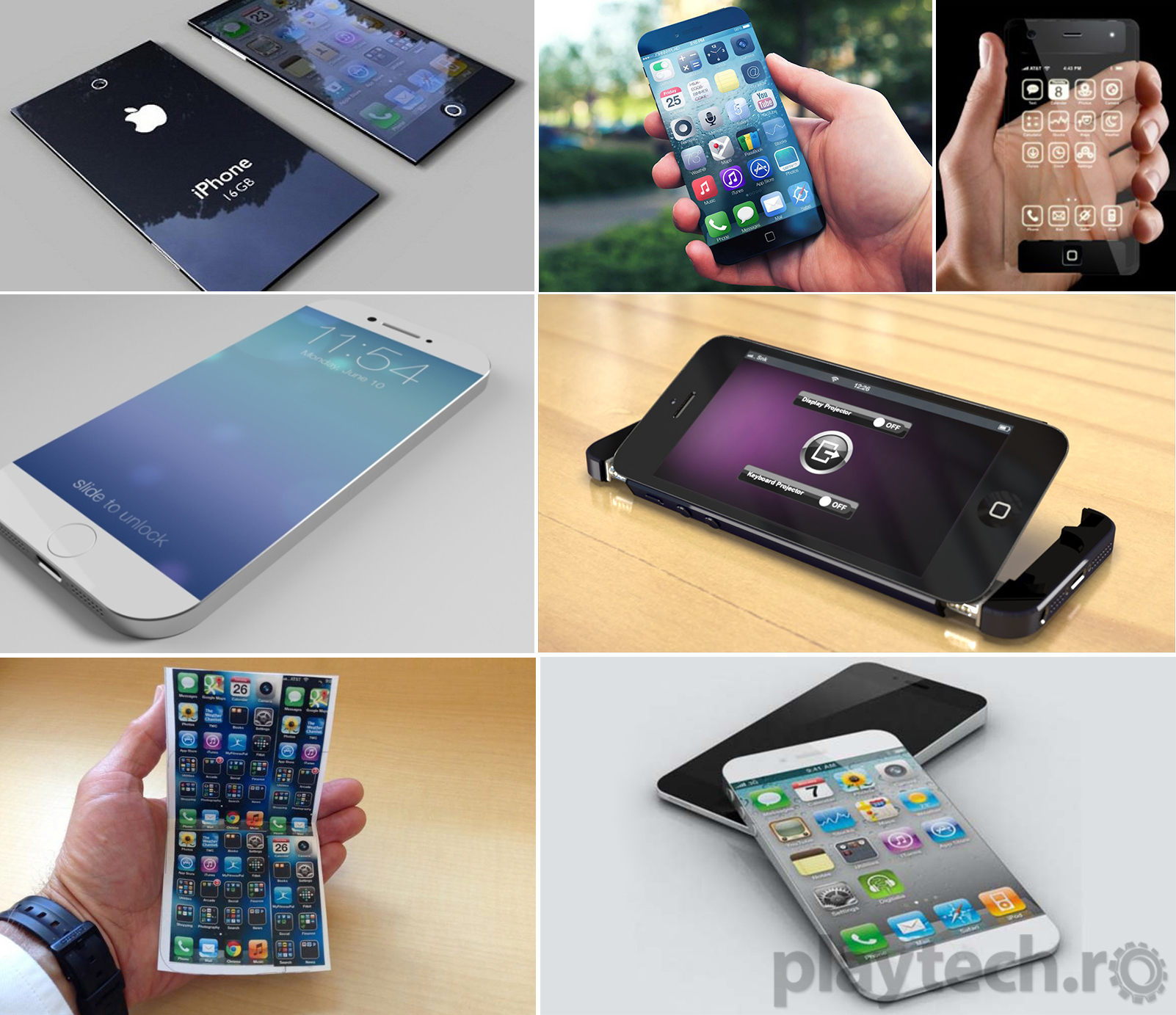 noul apple iphone 6
