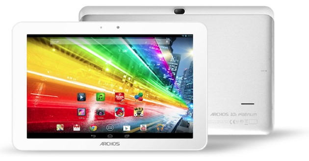 Archos Platinum Android Jelly Bean 2013 lansare