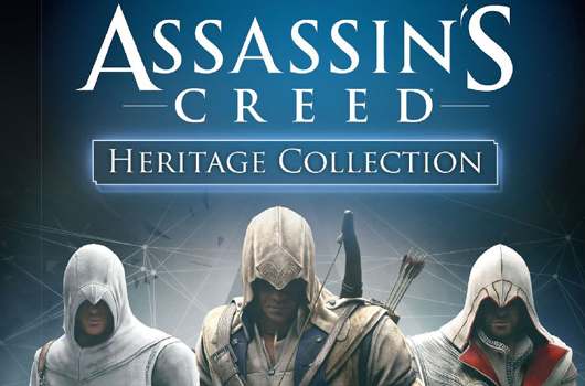 Assassin's Creed Heritage Collection va fi disponibil in curand