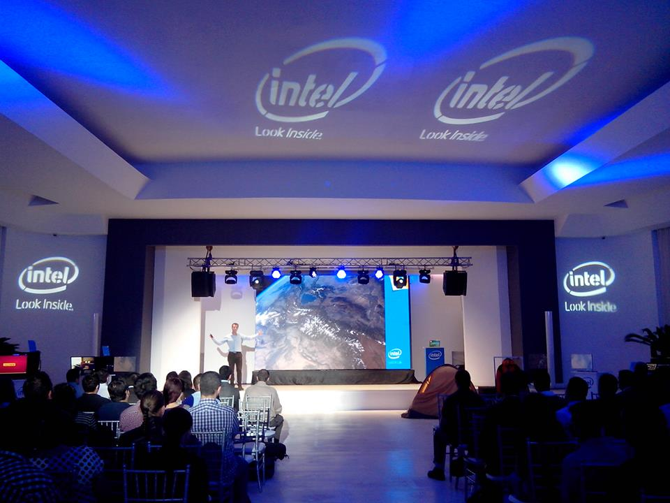 Eveniment Intel Haswell