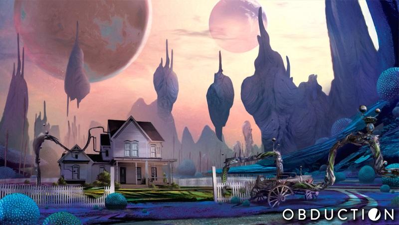 Obduction ar putea primi suport pentru Oculus Rift, daca isi atinge tinta de finantare