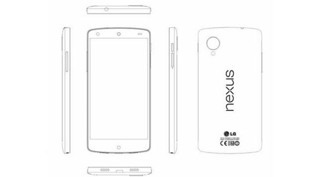 Google LG Nexus 5 manual