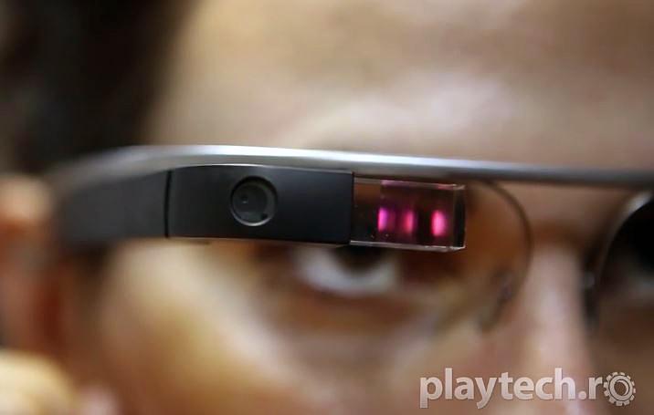 Google Glass primeste un magazin virtual de accesorii