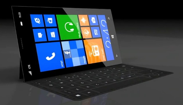 Microsoft Windows Phone 8 Windows RT Surface