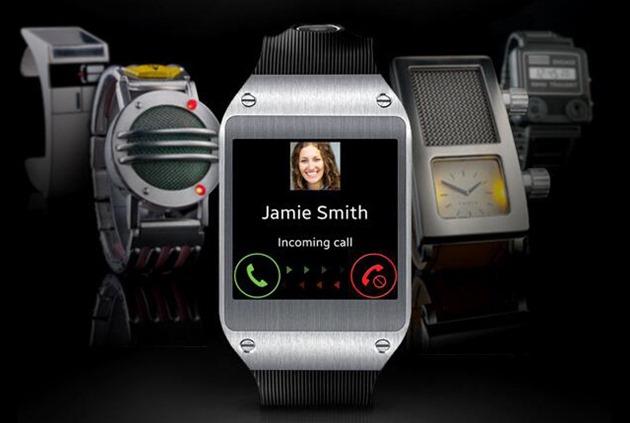 Samsung Galaxy Note 3 Galaxy Gear smart watch