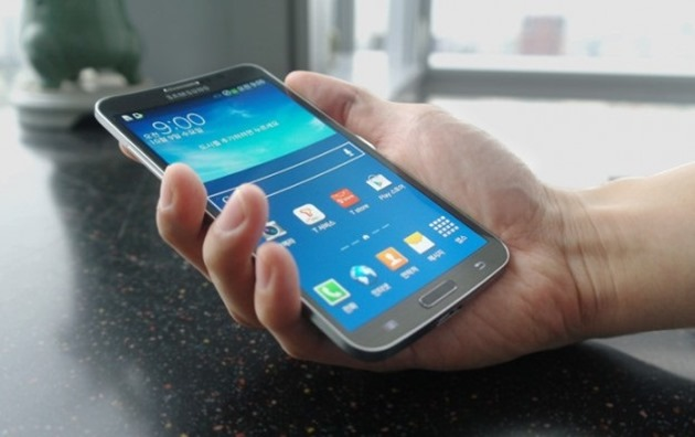 Samsung Galaxy Round oficial lansare 4