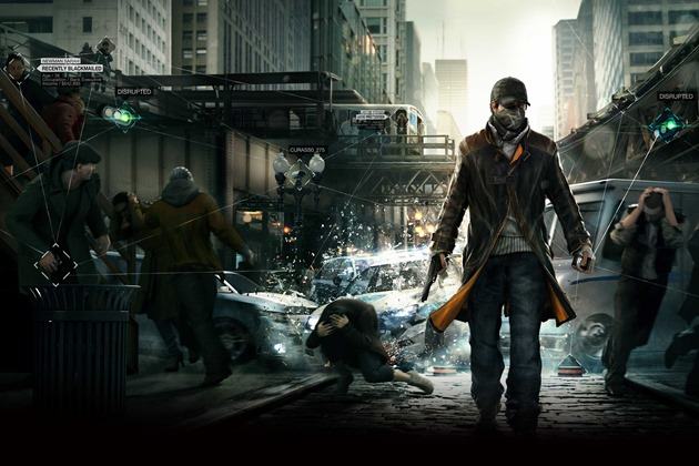 Ubisoft amanare watch dogs 2014