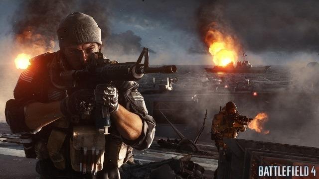 Si Battlefield 4 vine cu pretentii mari pentru utilizatorii de Xbox 360