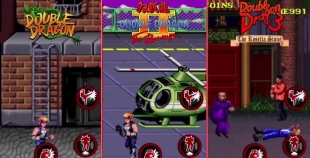 Trilogia Double Dragon – Trei jocuri ale copilariei ajung pe iOS si Android [VIDEO]