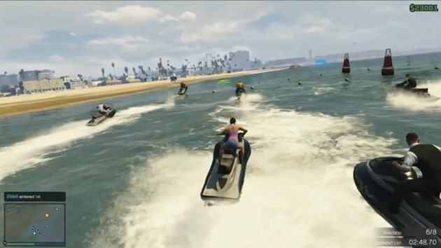 gta-online grand theft auto 5