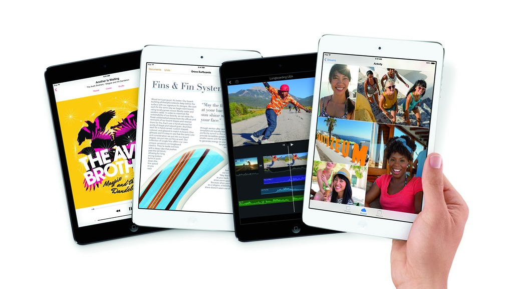 Apple iPad mini retina display ipad air mac pro macbook pro
