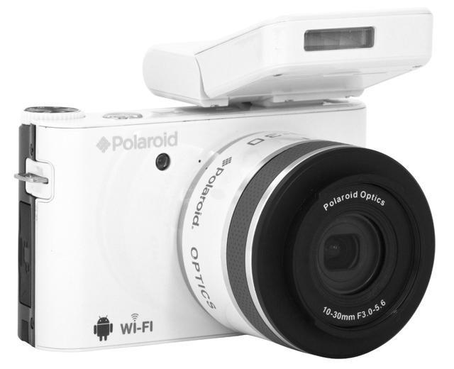 Polaroid iM1836 este un nou aparat foto performant cu Android