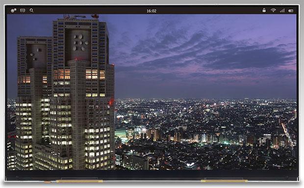 Japan Display dezvolta un panou 4K cu o diagonala de doar 12.1 inci