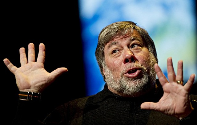 Steve Wozniak, cofondatorul Apple, nu este incantat de iPad Air
