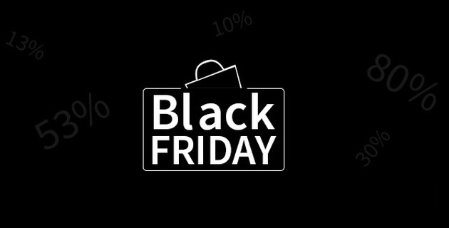 E cineva online? Black Friday Live