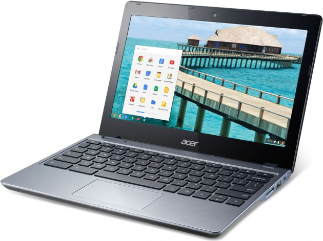 Cel mai ieftin Acer Chromebook C720-2848