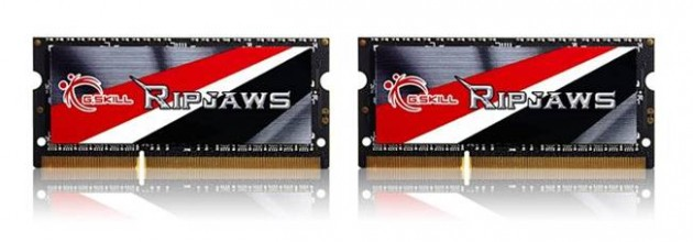 G.SKILL Ripjaws SO-DIMM