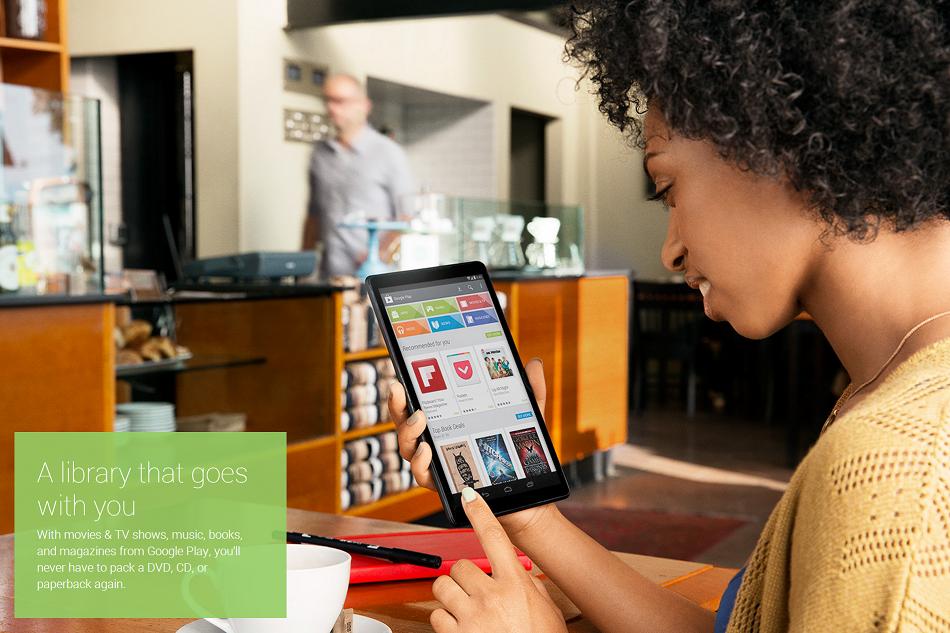 Va lansa oare Google o noua tableta sub numele de Nexus 8?