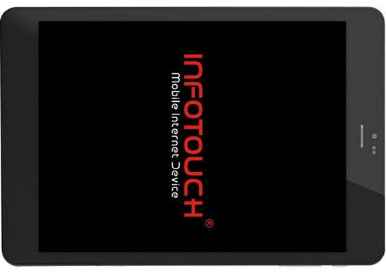 InfoTouch iTab Hallo79, 7.85 inch IPS MultiTouch