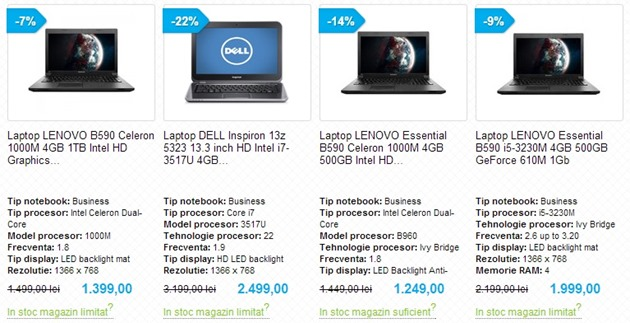 Itgalaxy reduceri laptopuri black friday