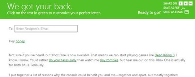 Microsoft Xbox sexism reclama