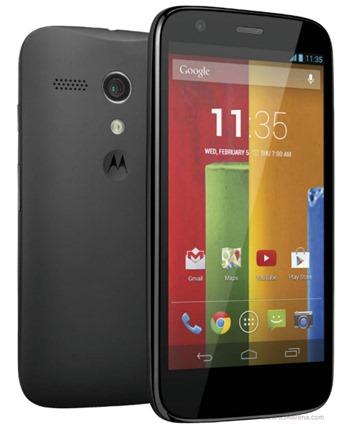 Motorola XT1032 Moto G lansare info