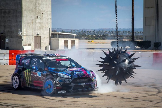 Need for Speed Rivals Ken Block