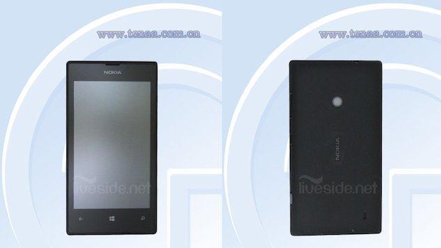 Nokia Lumia 525, surprins in primele imagini online