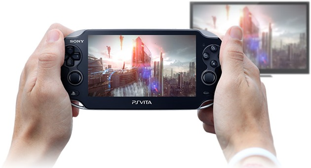 PS Vita remote play ps4 playstation