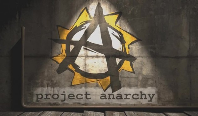Project Anarchy Havok