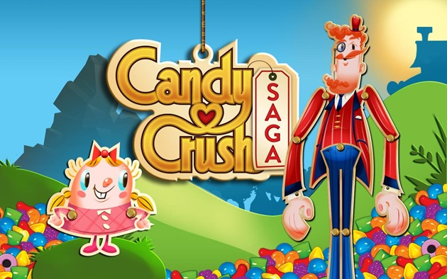 Record Candy Crush Saga ios ps facebook android